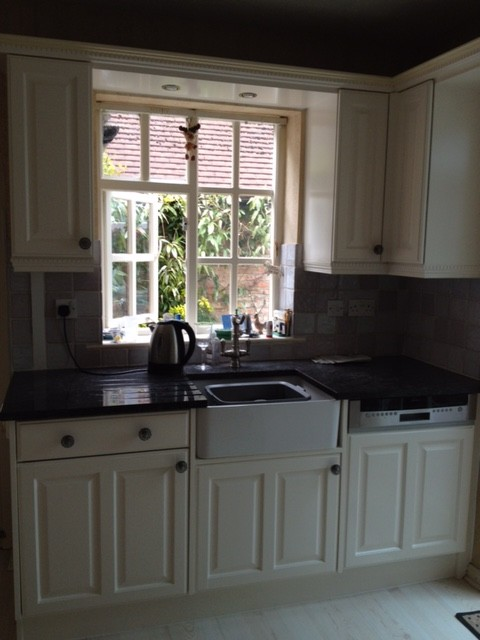 Limed oak kitchen now hand painted wilmslow cheshire for Kitchens now