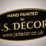 JS Decor badge