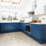 Hand painted Siematic kitchen in Stockport
