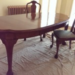 Dining Suite in Walnut