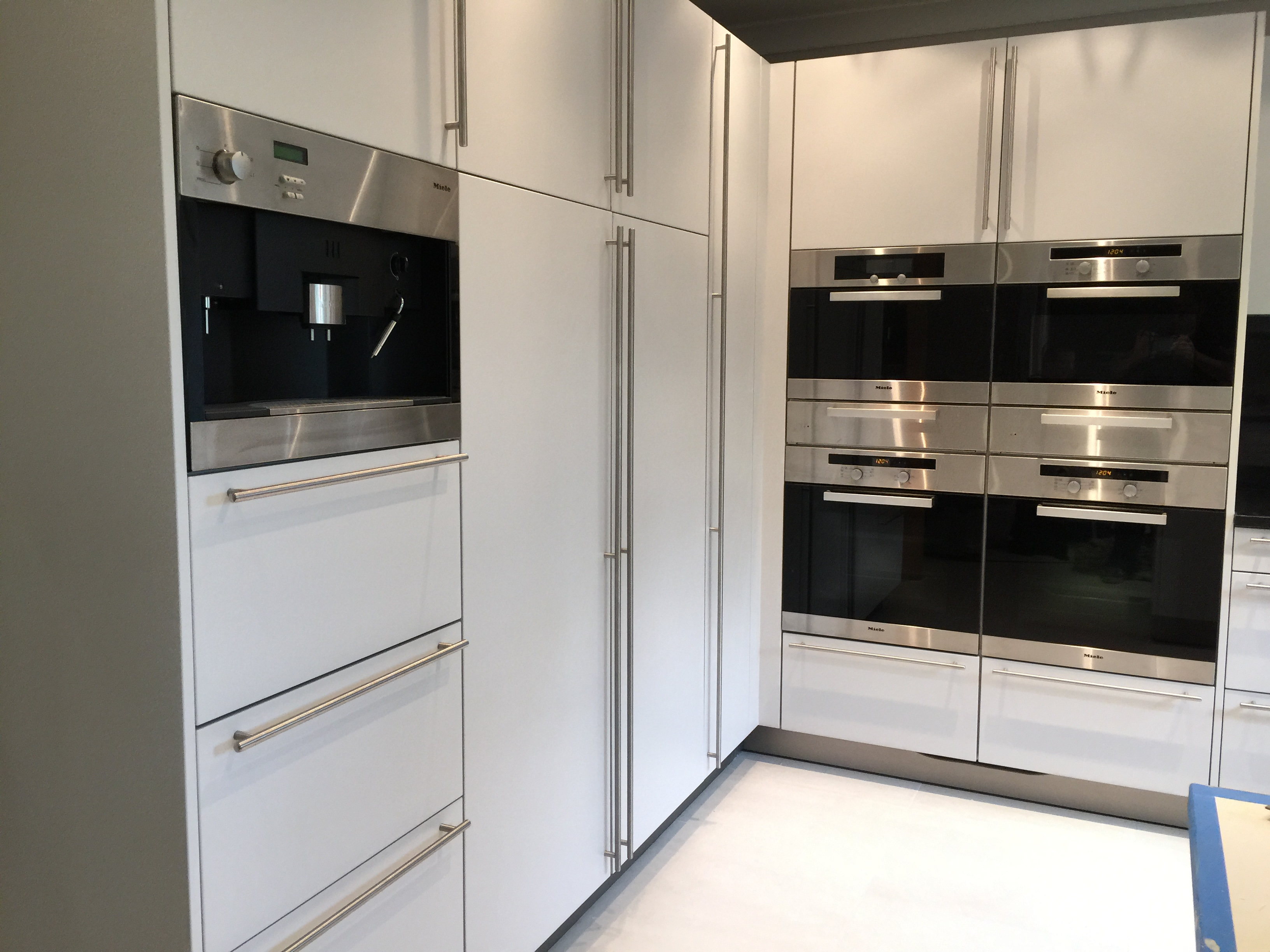 Miele kitchen in alderley edge cheshire transformed with for Miele kitchen designs