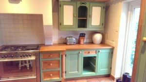 Kitchen Painters Woodford Cheshire | Hand Painted Kitchens Woodford Cheshire