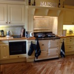 Mark Leigh kitchen re painted in Lancashire