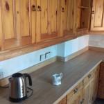 Another hand painted kitchen Burscough Lancashire
