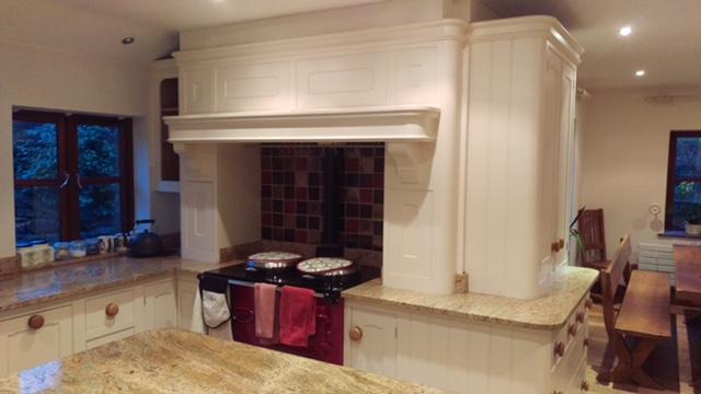 Hand painted mark wilkinson cooks kitchen lancashirehand for Kitchen designs lancashire
