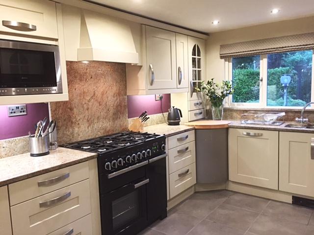 Hand painted kitchens Lancashire and Cheshire