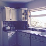 Kitchen painters knutsford Cheshire paint kitchen