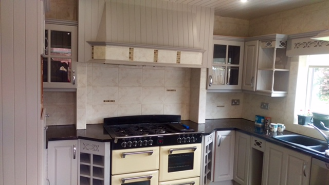 Kitchen painter Whitfield Manchester