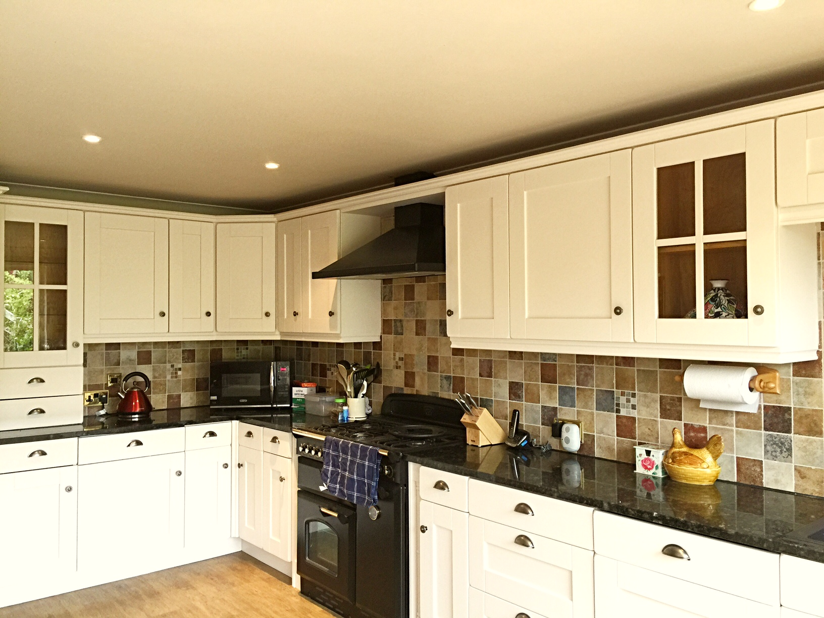 Kitchen painter Ribble Valley Lancashire