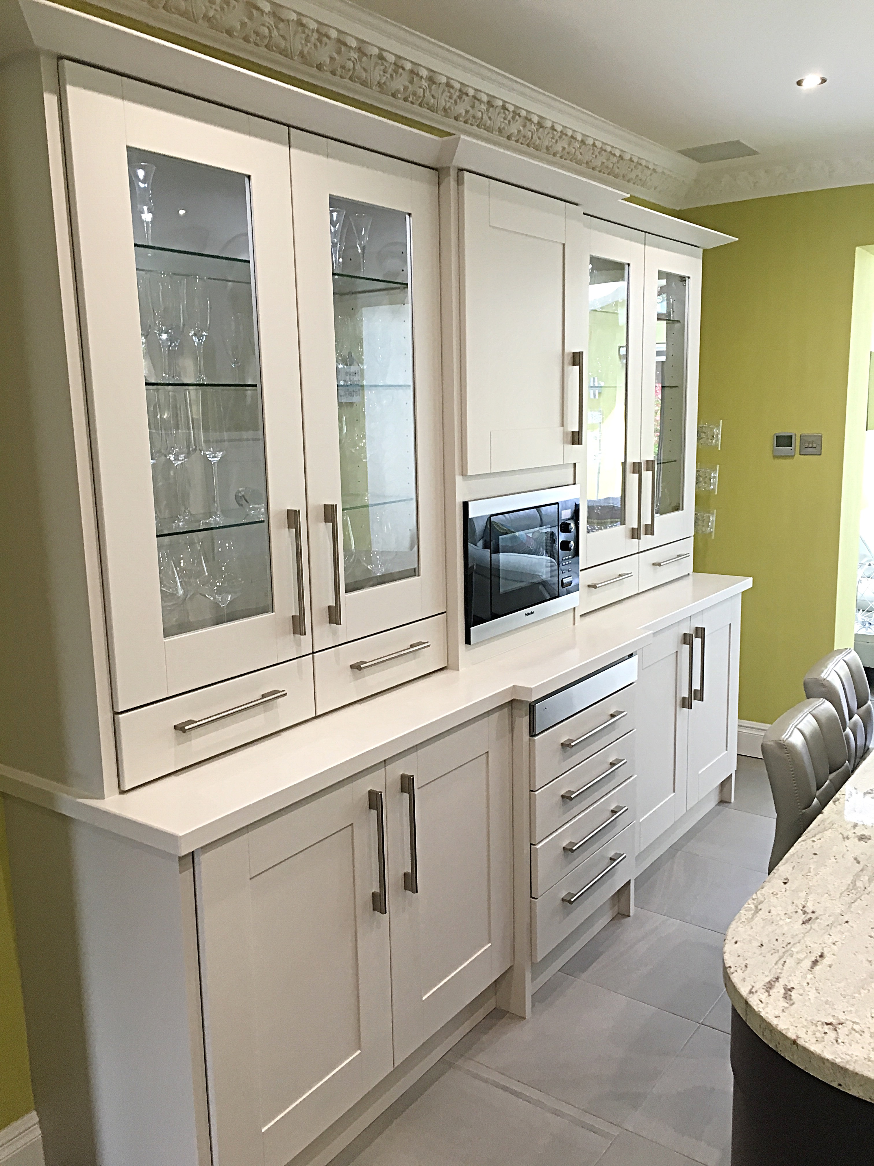 Hand Painted Kitchen Specialist Preston Lancashire Js Decor