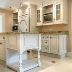 Hand painted Smallbone kitchen Yorkshire