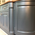 Hand painted kitchen specialist Prestbury Cheshire