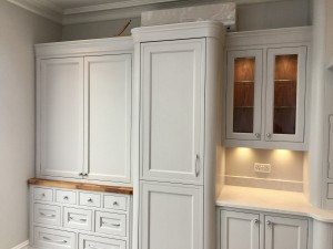 kitchen cabinet painter the wirral caldy
