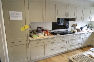 kitchen cabinet painter Harrogate Yorkshire