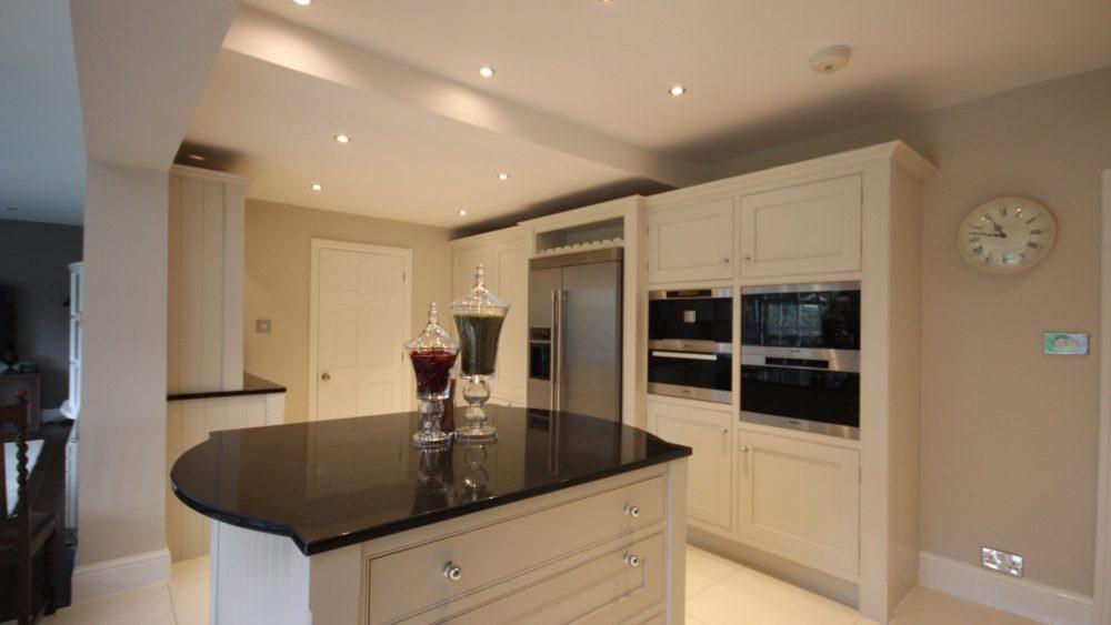 kitchen cabinet painter Wilmslow Cheshire