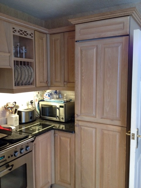 limed oak kitchen cabinet doors limed oak kitchen now painted wilmslow cheshire 22708