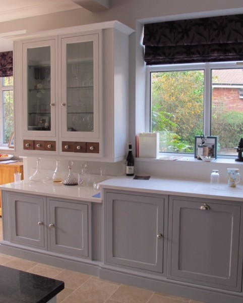 hand painted kitchen Manchester