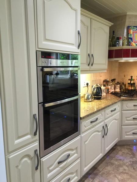 Neville Johnson Hand painted Kitchen