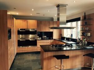 Miele kitchen Alderley Edge