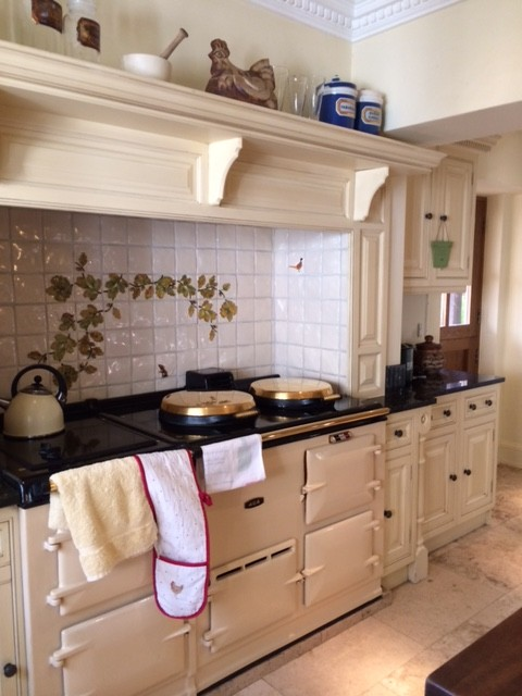 Hand Paint Clive Christian Kitchens Cheshire - JS Decor