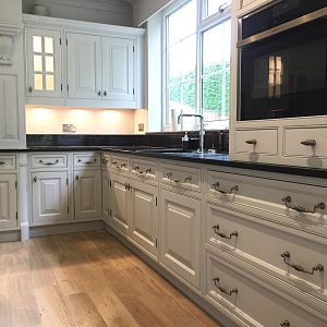 specialist kitchen cabinet painter Cheshire