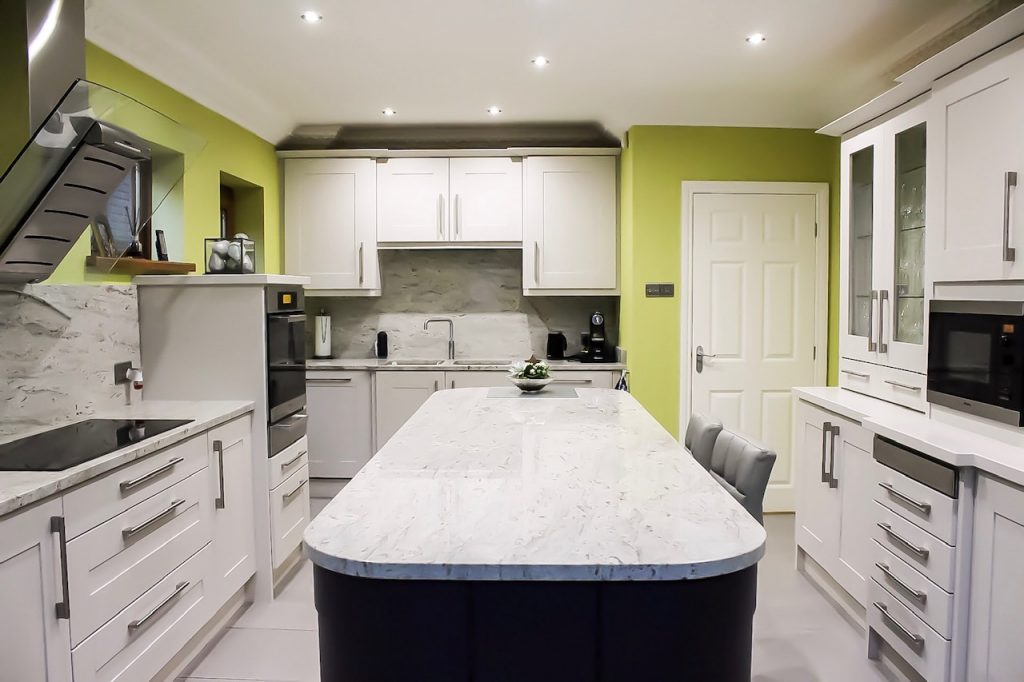 hand painted kitchen specialist Preston Lancashire