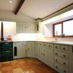 specialist kitchen cabinet painter Lancashire.