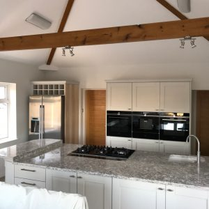 Painted kitchens Eccleston Lancashire