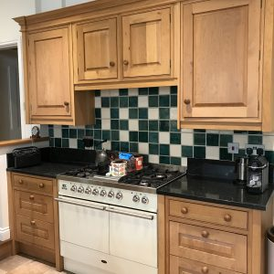 kitchen cabinet painter Altrincham Cheshire