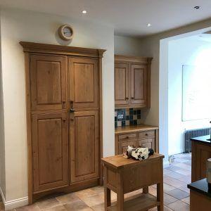 kitchen cabinet painter Altrincham Cheshire