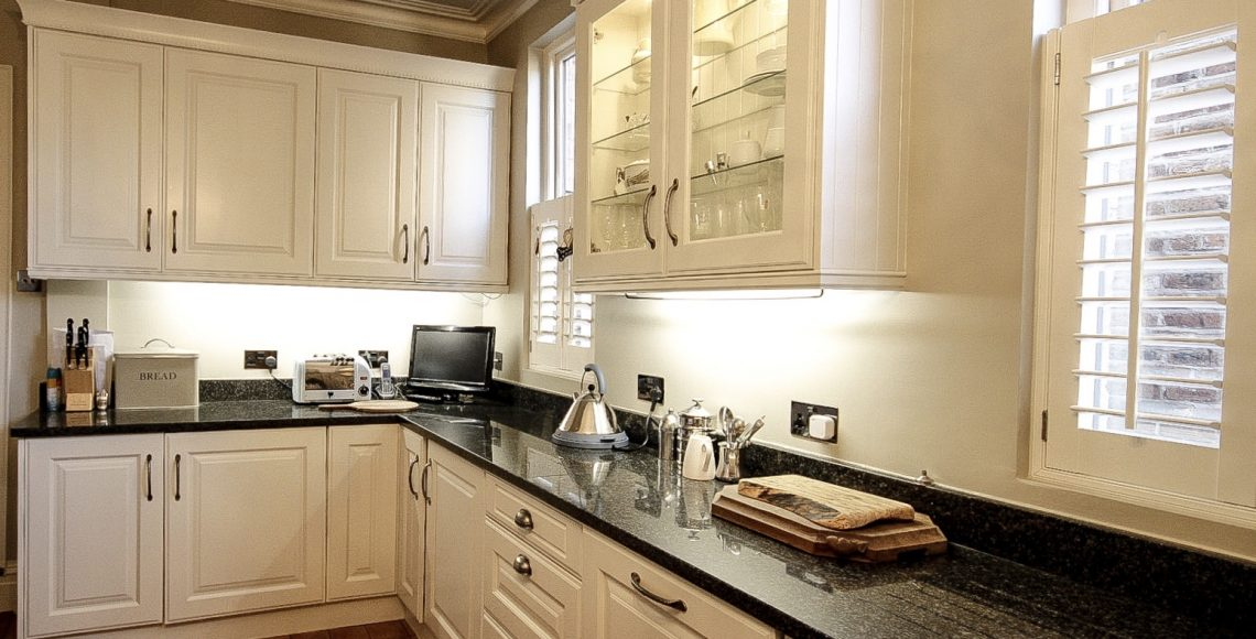 Hand painted kitchens Warrington Cheshire