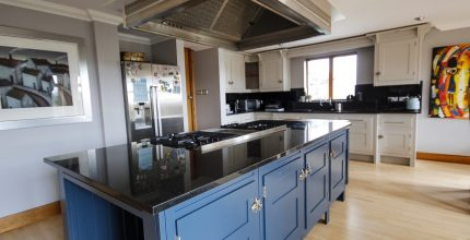 Bespoke kitchen cabinet painter Northwich Cheshire
