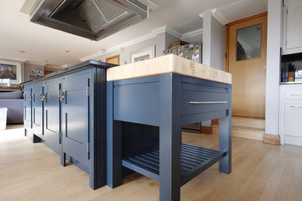 Bespoke kitchen cabinet painter Northwich Cheshire